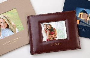 Foil Stamped Photo Books