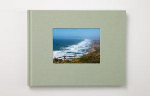 Linen Photo Book